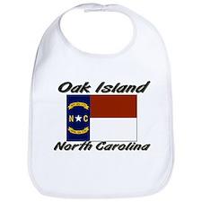 Oak Island North Carolina Bib