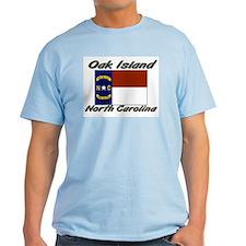 Oak Island North Carolina T-Shirt