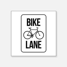 Bike Lane Sticker