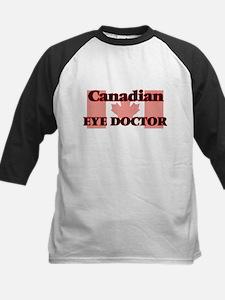 Canadian Eye Doctor Baseball Jersey