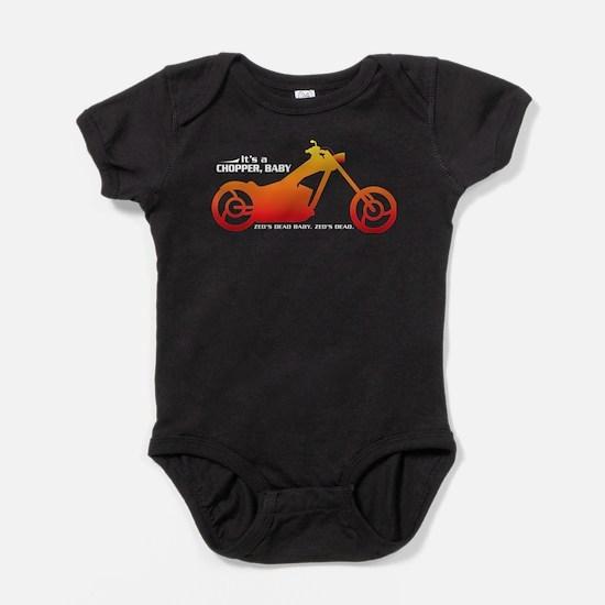 Funny Bruce Baby Bodysuit
