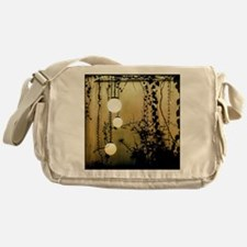 A Quiet Place Messenger Bag