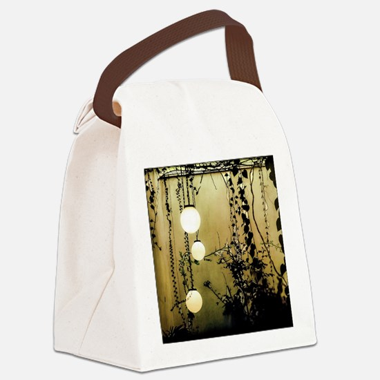 A Quiet Place Canvas Lunch Bag
