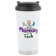 Cute Pharmacy tech Travel Mug