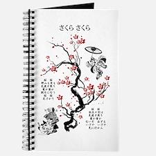 Sakura Sakura Journal