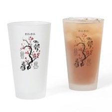Sakura Sakura Drinking Glass
