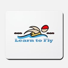 Learn to Fly Mousepad