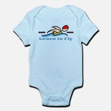 Learn to Fly Infant Bodysuit