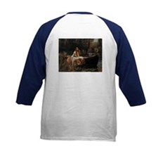 The Lady of Shalott by Waterh Tee