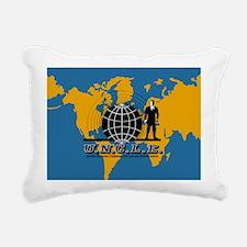 Cute Uncle Rectangular Canvas Pillow