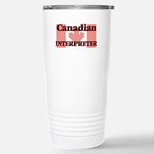 Canadian Interpreter Travel Mug