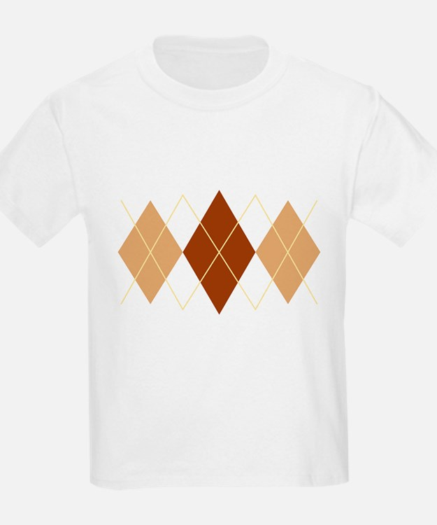 Cute Argyle T-Shirt