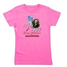 Cool Presidents Girl's Tee