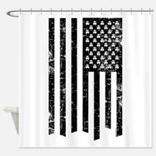 Cute Funny kid Shower Curtain