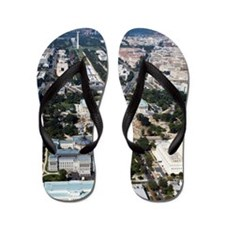 WASHINGTON DC Flip Flops
