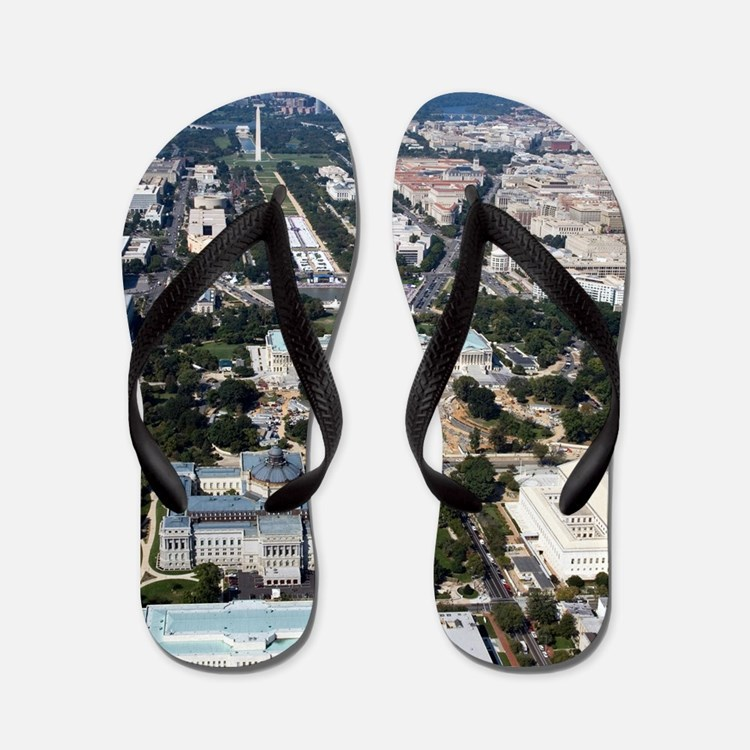 WASHINGTON DC Flip Flops
