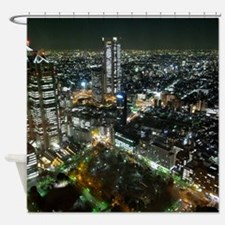 TOKYO NIGHT Shower Curtain