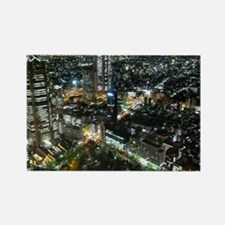 TOKYO NIGHT Rectangle Magnet