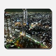 TOKYO NIGHT Mousepad