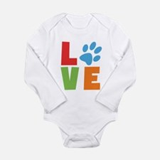 Unique Rescue Long Sleeve Infant Bodysuit