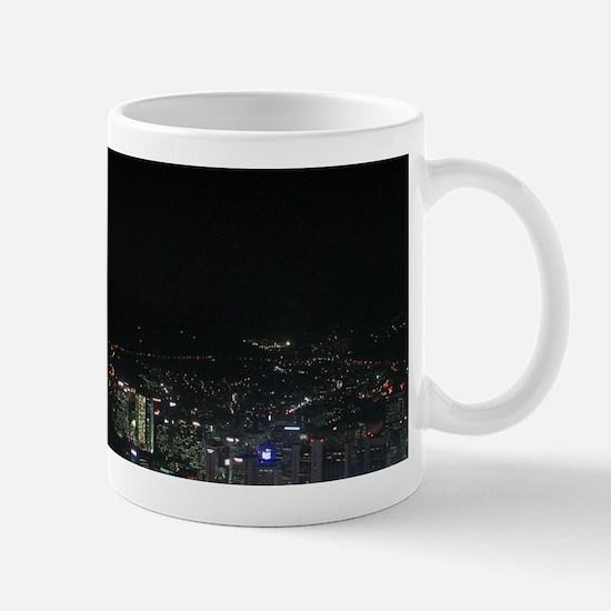 SEOUL NIGHT LIGHTS Mug