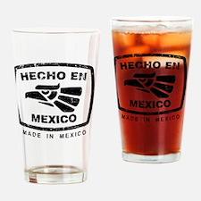 Cute Mexicana Drinking Glass