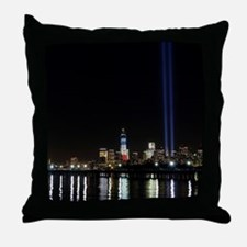 MANHATTAN 1 Throw Pillow