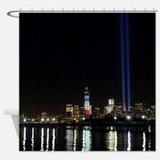 MANHATTAN 1 Shower Curtain