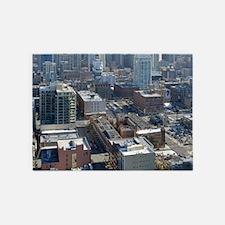 CHICAGO 5'x7'Area Rug