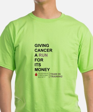 Give Cancer a Run for Its Money T-Shirt
