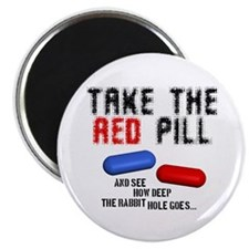 Take the red pill... Magnet
