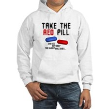 Take the red pill... Hoodie