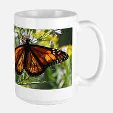 Sunshine Monarch Butterfly Mug