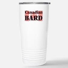 Canadian Bard Travel Mug