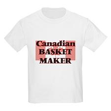 Canadian Basket Maker T-Shirt