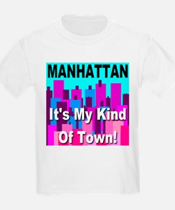 Manhattan It's My Kind Of Tow T-Shirt