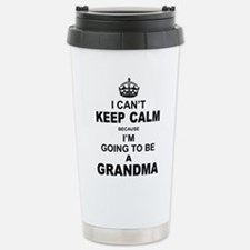 Funny Nana to be Travel Mug