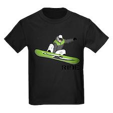 Unique Snowboarding T