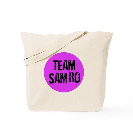 Team SamRo Tote Bag