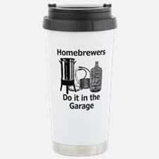 DoItInTheGarage Travel Mug