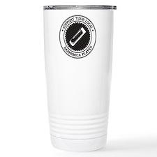 Cute Harmonica Travel Mug