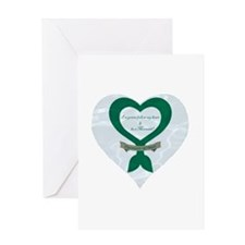 Follow your heart...be a mermaid Greeting Cards
