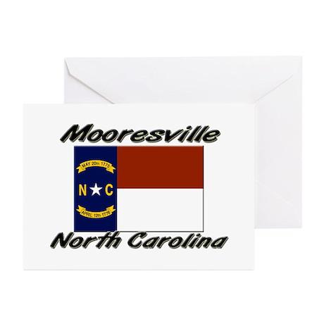 Mooresville North Carolina Greeting Cards (Pk of 1