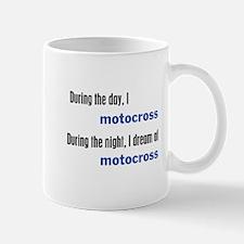I Dream Motocross Mug