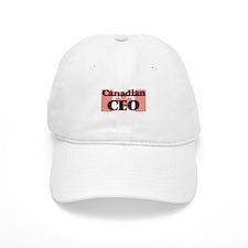 Canadian Ceo Baseball Cap