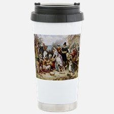 first thanksgiving Travel Mug