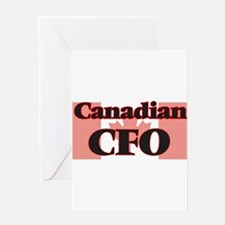 Canadian Cfo Greeting Cards