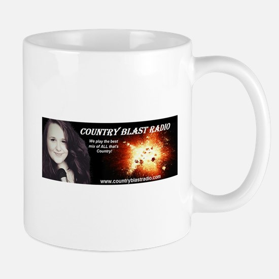 Country Blast Radio Mugs