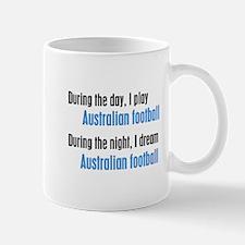 I Dream Australian Football Mug