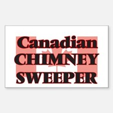 Canadian Chimney Sweeper Decal
